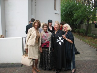 London Investiture