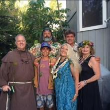 Father Ernie & Family