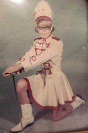 High School Majorette
