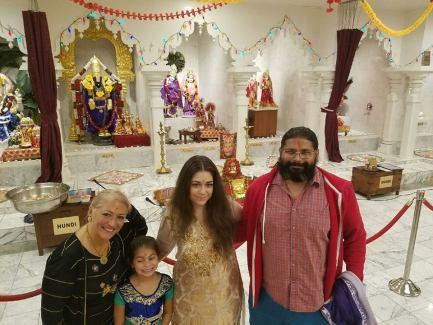Las Vegas Hindu Temple