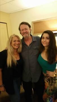 Daughter Mela & JB Bell of Widespread Panic