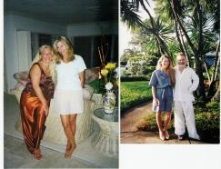 Liz Alpert & author/ astrologer, Bob Mulligan